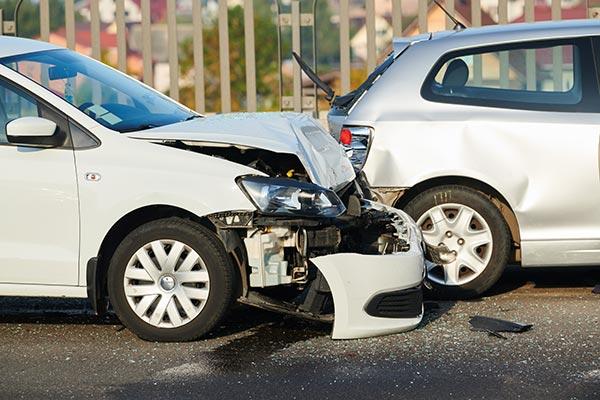 Estadísticas de accidentes de coche