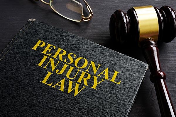 Libro de Personal injury