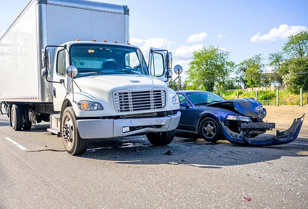 Abogado de accidente de camión en Chicago