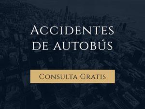 Accidentes de autobús