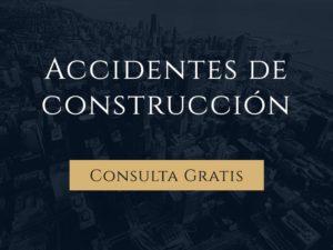 Accidentes de construcción