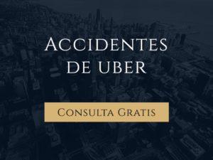 Accidentes de Uber
